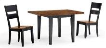 Drop-Leaf Table (ebony)