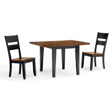 Drop-Leaf Table (ebony)