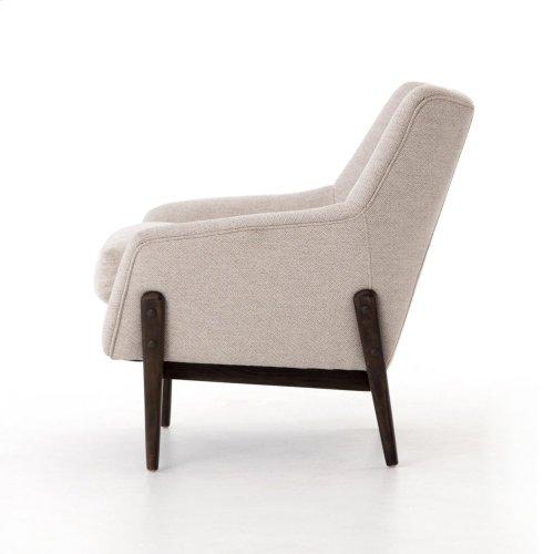 Dottie Club Chair-noble Platinum