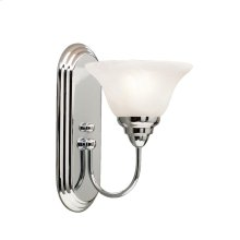 Telford Collection Telford 1 Light Wall Sconce CH