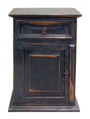 Stone Brown 1 Drawer 1 Door Ns Product Image
