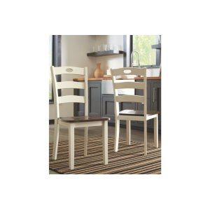 AshleySIGNATURE DESIGN BY ASHLEYDining Room Side Chair (2/CN)