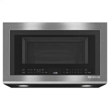 Stainless Steel Jenn-Air® 30-Inch Over-the-Range Microwave Oven with Convection