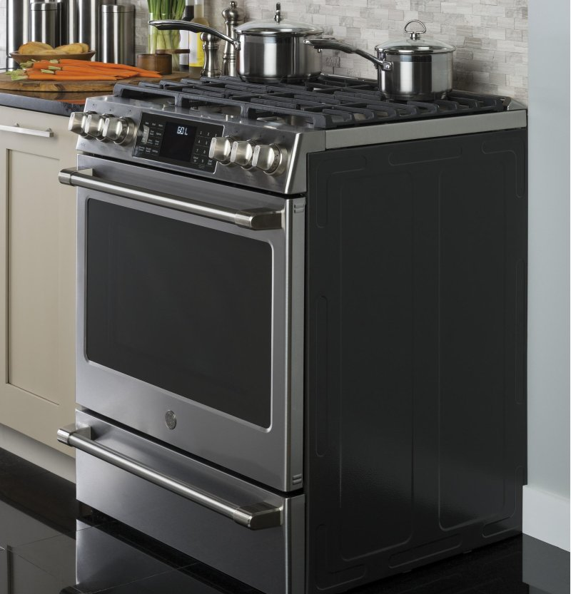 CGS986SELSS in Stainless Steel by GE Appliances in Fleetwood