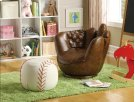 Baseball Glove Chair Product Image