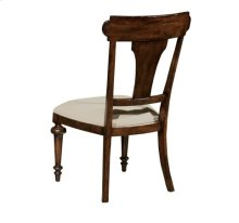 Charleston Place - Panel Back Side Chair
