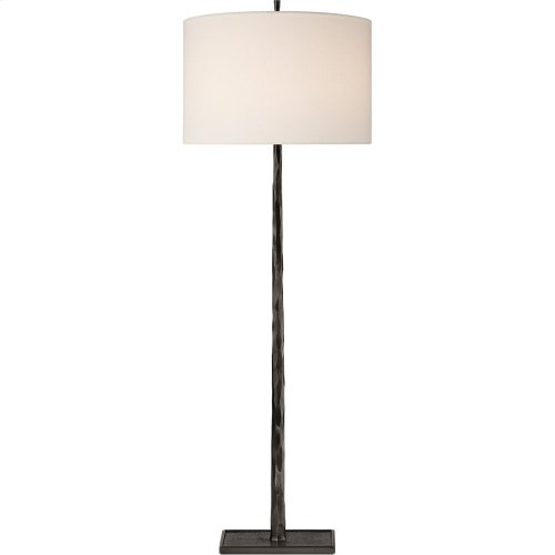 Visual Comfort BBL1030BZ-L Barbara Barry Lyric 59 inch 100 watt Bronze Branch Floor Lamp Portable Light