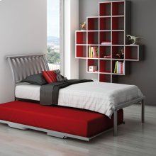 Newton Twin Bed With Trundle
