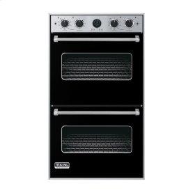 "Black 30"" Double Electric Premiere Oven - VEDO (30"" Double Electric Premiere Oven)"
