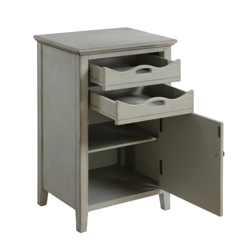 2 Tray 1 Dr Cabinet