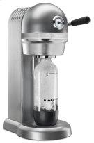 Sparkling Beverage Maker - Contour Silver Product Image