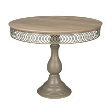 Large Filigree Dessert Pedestal