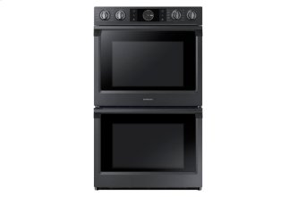 NV51K7770DG Convection Double Oven with Steam Bake and Flex Duo, 10.2 cu.ft