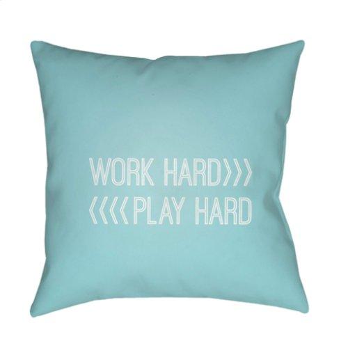 "Work Play QTE-029 18"" x 18"""
