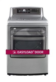 7.3 cu.ft. Ultra Large SteamDryer with EasyLoad Door