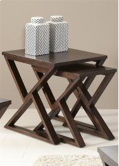 Nesting End Table