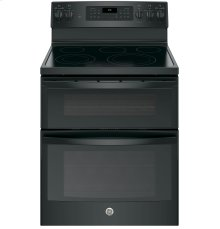 """GE® 30"""" Free-Standing Electric Double Oven Convection Range [OPEN BOX]"""