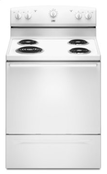 (TEP315VQ) - 30 Freestanding Electric Range