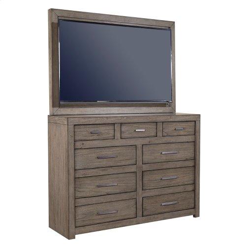 TV Frame for Chesser