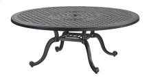 "Grand Terrace 42"" Round Chat Table"