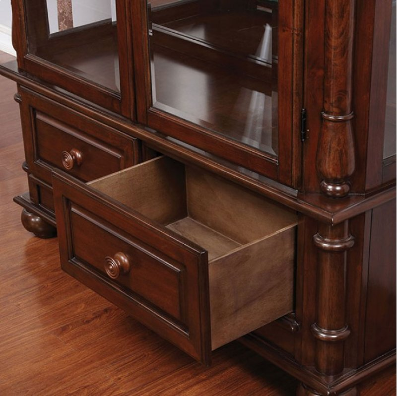 a43540ec5bab Home · Dining Room Furniture · Hutches  Furniture of America CM3453HB.  Sylvana Hutch   Buffet · Sylvana Hutch   Buffet