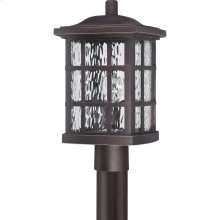 Stonington Outdoor Lantern in Palladian Bronze