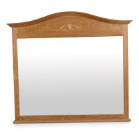 Arch Top Dresser Mirror, Small Product Image