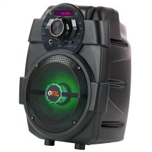 """6.5"""" Rechargeable Party Speaker"""