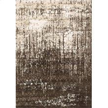 Ivory / Brown Rug