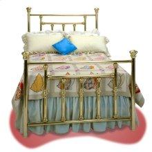 Century Brass Bed - #102A