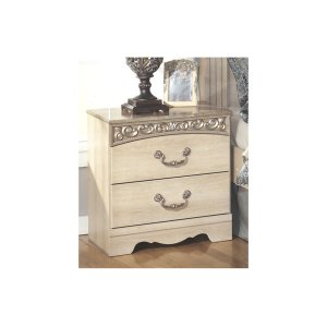 Ashley FurnitureSIGNATURE DESIGN BY ASHLETwo Drawer Night Stand