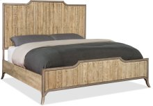 Urban Elevation Queen Wood Panel Bed