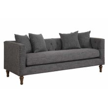 Ellery Grey Loveseat