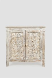 Global Archive Hand Carved Accent Chest Product Image