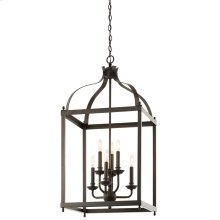 Larkin Collection Larkin 6 Light Foyer Pendant - OZ