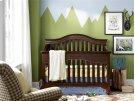 Convertible Crib - Classic Cherry Product Image