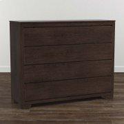 Bench*Made Oak 4 Drawer Dresser Product Image