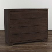 Bench*Made Oak 4 Drawer Dresser Product Image