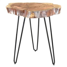Nila Accent Table in Natural