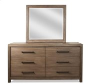 Mirabelle Dresser Ecru finish Product Image