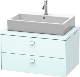 Brioso Vanity Unit For Console