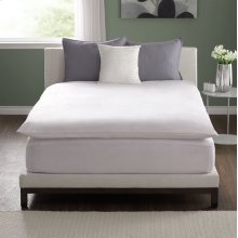 Queen Pacific Coast Feather AllerRest® Mattress Topper Protector Queen