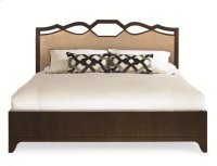 Ogee Upholstered Headboard Queen Size 5/0 Product Image