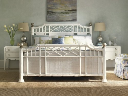 Pritchards Bay Panel Bed Queen Headboard