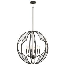 Montavello Collection Montavello 6 Light Chandelier OZ