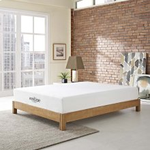 "Aveline 10"" King Gel Memory Foam Mattress"