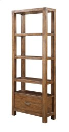 Emerald Home Chambers Creek Etagere Kit Top & Base Brown E4121-k Product Image