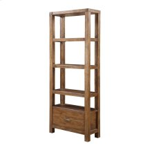 Emerald Home Chambers Creek Etagere Kit Top & Base Brown E4121-k