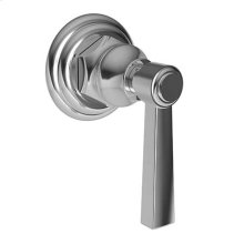 English Bronze Diverter/Flow Control Handle