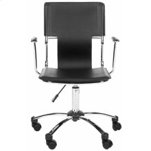 Kyler Desk Chair - Black
